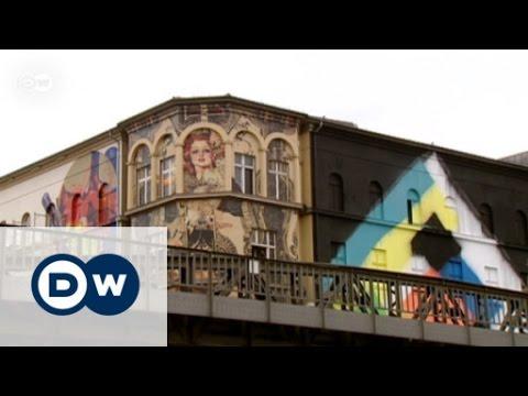 Street Art in Berlin - Mural Art Highlights Street Art 1UP