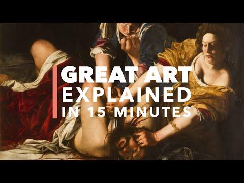Artemisia Gentileschi - Italienischer Barock von seiner weiblichen Seite Künstler AgostinoCiampelli