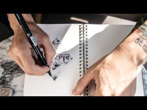 Ist es möglich, auch ohne Talent ein guter Zeichner zu werden? Zeichnen kunstschulen