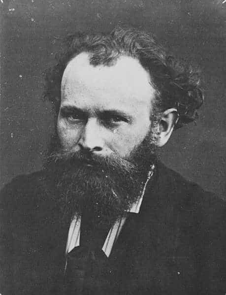 Tournachon, Gaspard-Félix: Edouard Manet, 1832-1883