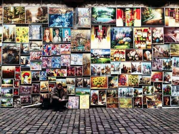 Alternative zu traditionellen Methoden: Kunst online verkaufen