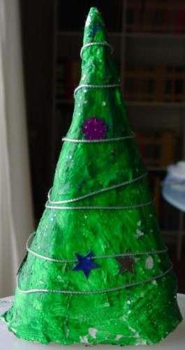 Kunst am Weihnachtsbaum – schnelle Ideen für ungewöhnliche Dekorationen