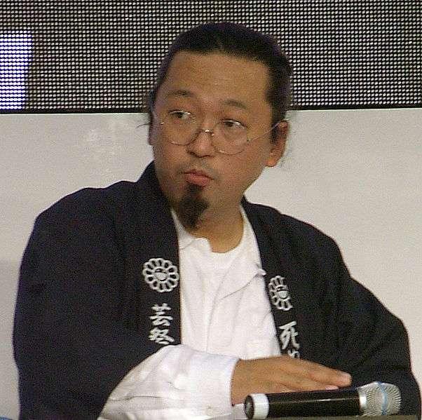 Takashi Murakami im Jahre 2006