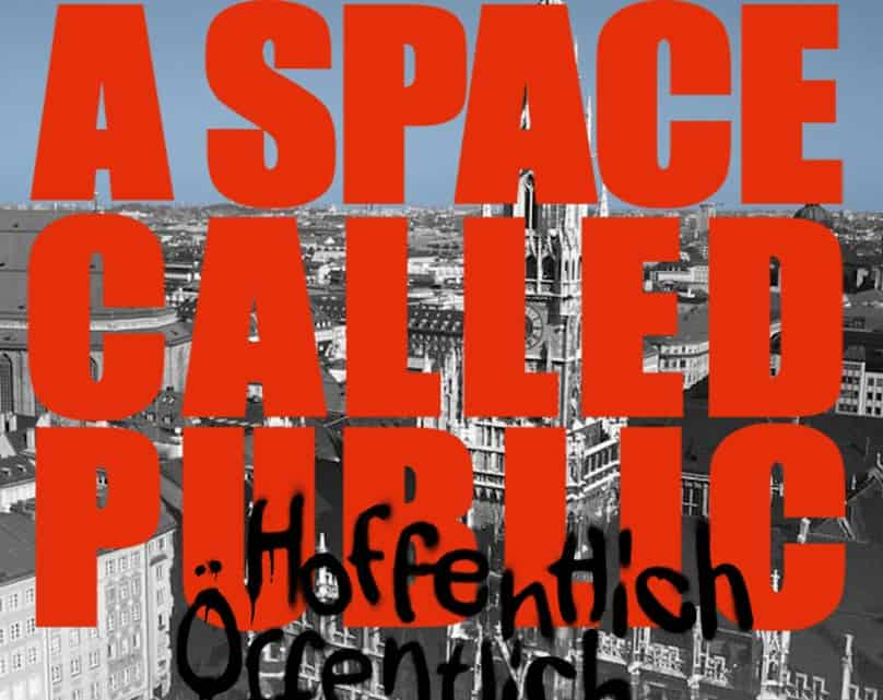 A space called Public