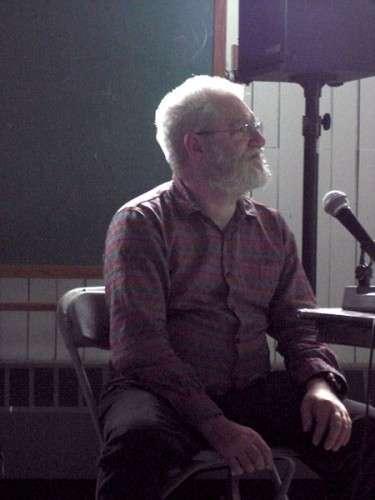 Dan Graham im Maine College of Art, Portland (USA)