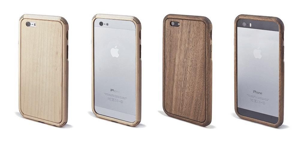 iPhone 6 Schutzhüllen aus Bambus