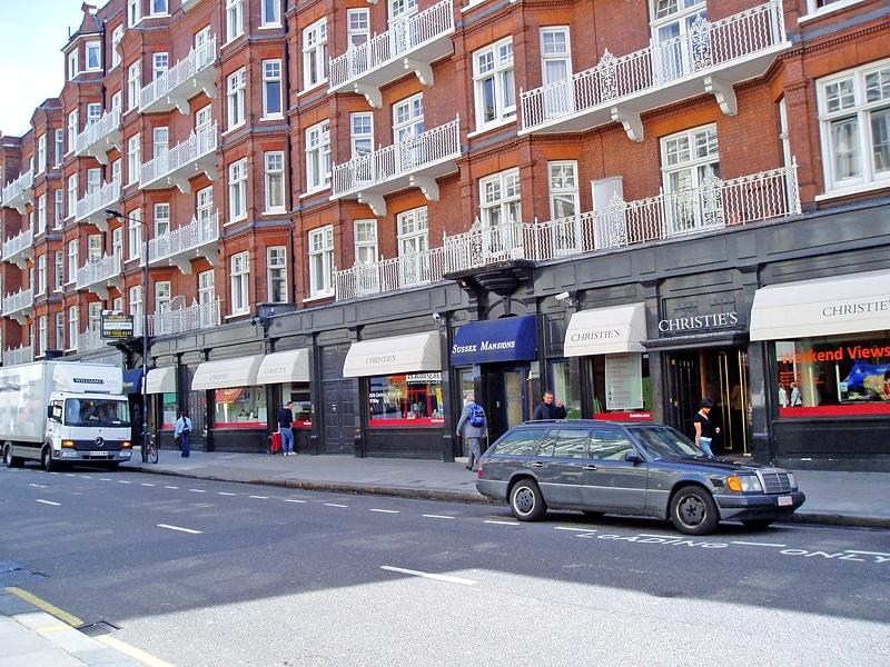 Christie's in South Kensington