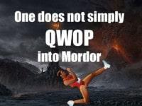 Top Memes: QWOP