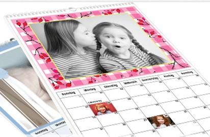 Fotokalender bei Fambooks.de