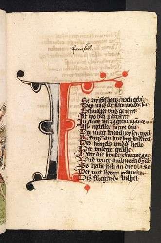 Wolfram von Eschenbach, Parzival, Beginn Prolog
