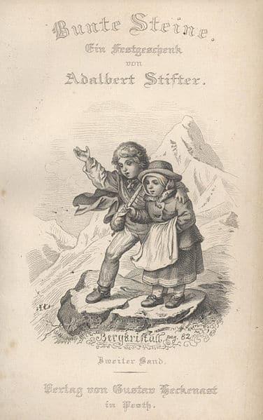 Deutsche Literatur, die größten Werke: Eine kritische Betrachtung der Sprache in Adalbert Stifters Bergkristall