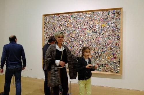 Mike Kelley im Stedelijk Museum (Amsterdam)