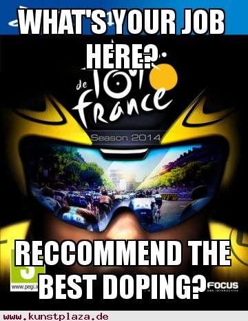 Tour de France Manage 2014