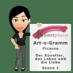 Art-o-Gramm: Picasso – Der Künstler, das Leben und die Liebe – Szene 1