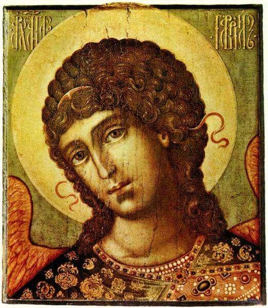 Ssemjon Fedorowitsch Uschakow: Der Erzengel Gabriel (2. Drittel 17. Jh.)
