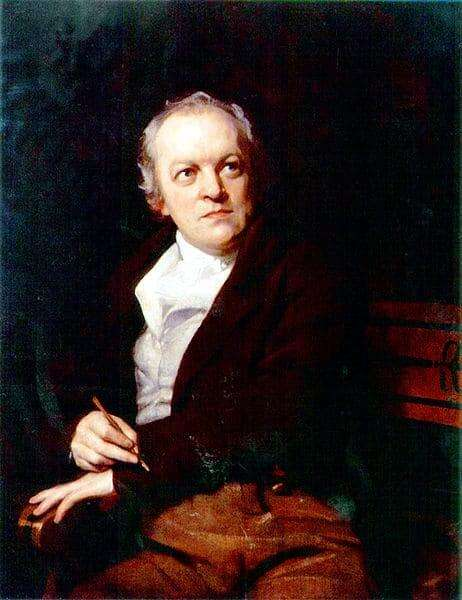 Thomas Phillips: Portrait von William Blake (1807)