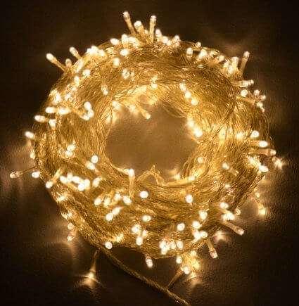 Wenn die Weihnachtsstimmung dunkel ist, hilft Licht