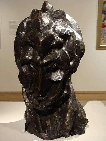 Woman's Head von Pablo Picasso