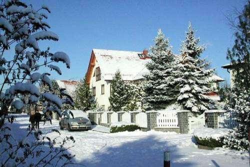 Weiße Weihnachten im Jahre 1775