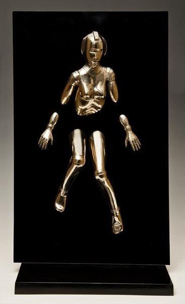 """""""Emergence Two"""" - Bronzeskulptur von David G Smith"""