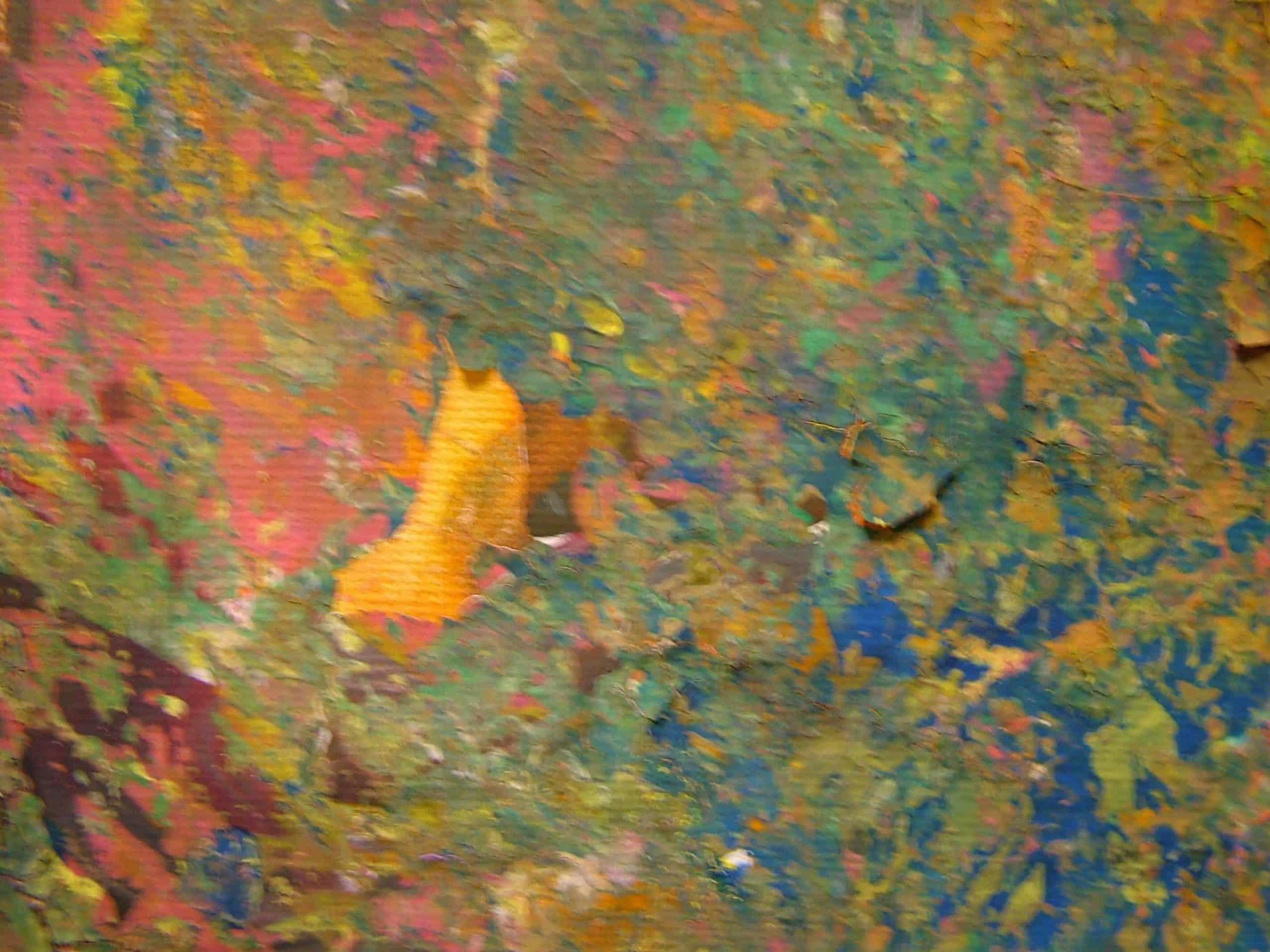 Art Brut Werk von Künstlern der Förderstättte der Lebenshilfe e.V. Passau #6
