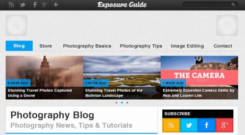 Exposure Guide - Fotografie Tipps und Tutorials