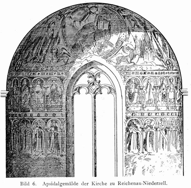 Karl Künstle (1859-1932): Die Kunst des Klosters Reichenau im IX. und X. Jahrhundert und der neuentdeckte karolingische Gemäldezyklus zu Goldbach bei Überlingen.