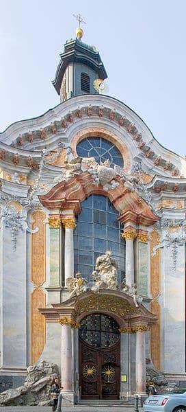Asamkirche, München