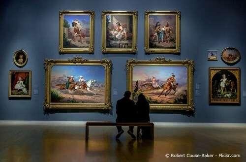 Ein Tag im Museum