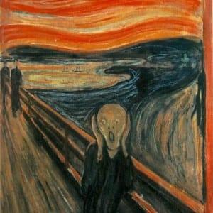 "WTAWT: Edvard Munchs ""Schrei"""