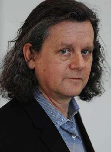 Der kanadische Fotograf Jeff Wall am 18. April 2009