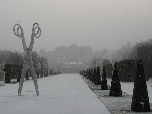 """""""Die Doppelgängerin"""" von Valie Export (2010, Wien)"""