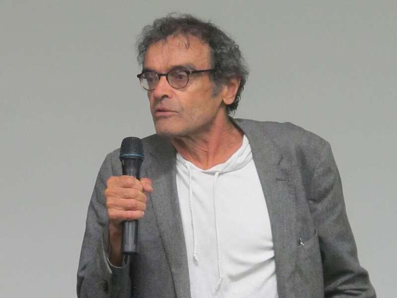 Harun Farocki in Moskau