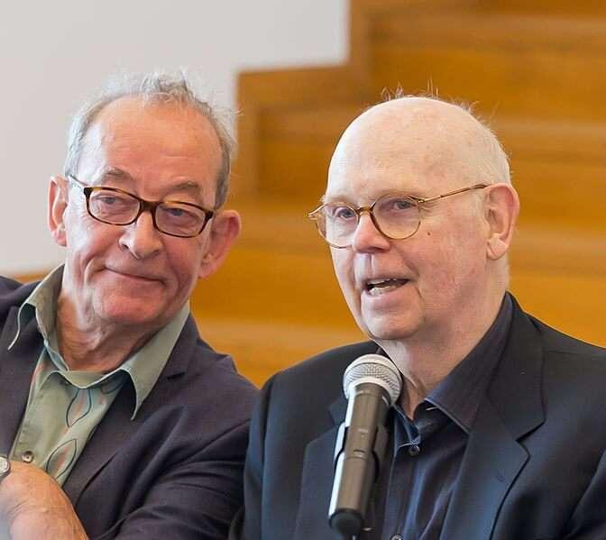 Pressekonferenz im Museum Ludwig, Köln, zur Eröffnung der Ausstellung:  Claes Oldenburg - The Sixties