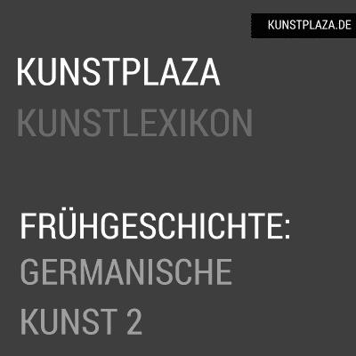 Germanische Kunst; Berdal-Stil