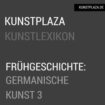 Germanische Kunst - Goldgubbe