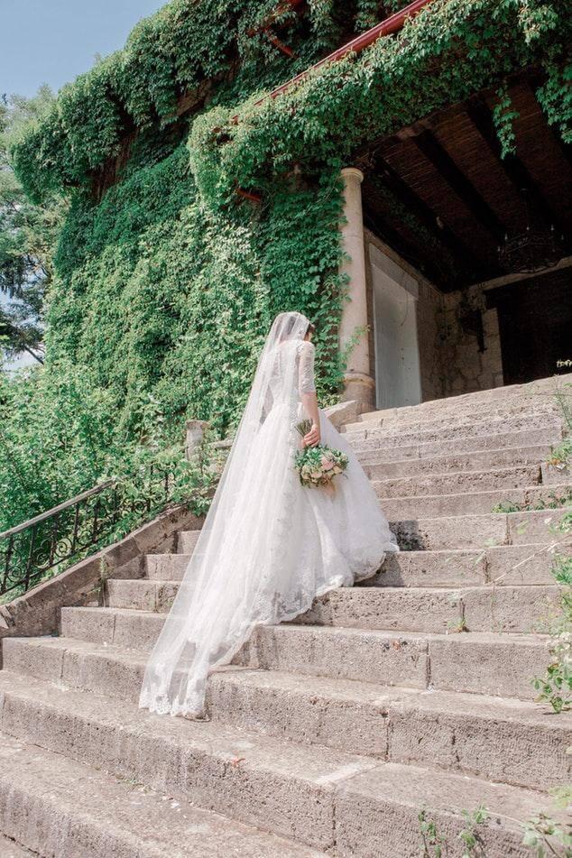 Vintage Look bei der Hochzeit - Brautkleider Fashion