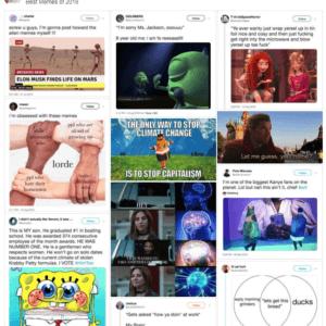Wo bleibt die Meme-Art?