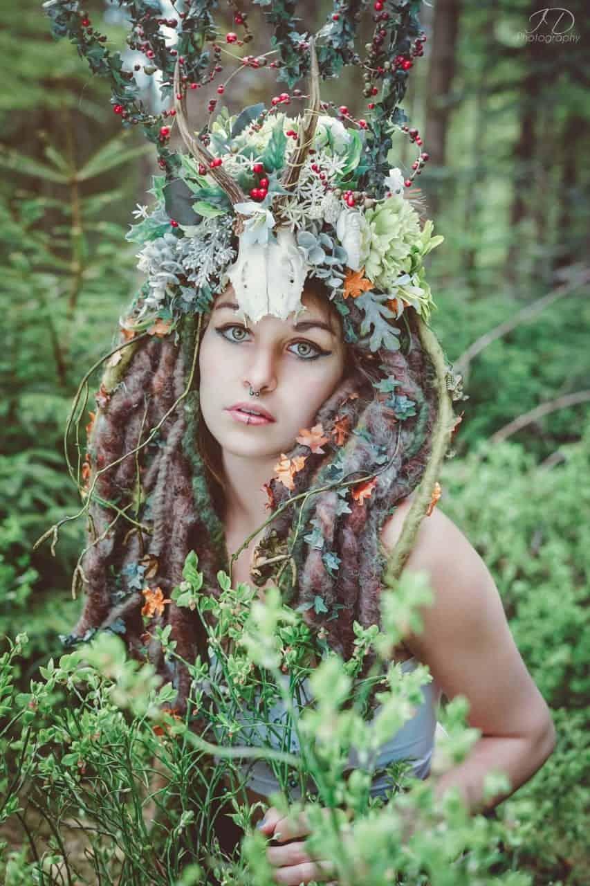 Waldkönigin