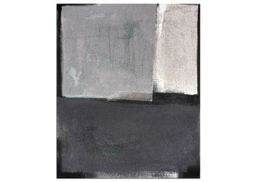"""Abstraktes Gemälde """"Fassade"""" Unikat von C. Niehoff"""