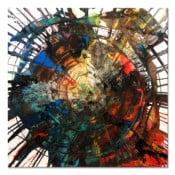 """Einzigartiges Acrylgemälde """"Sentiment"""" von Dieu (2019)"""