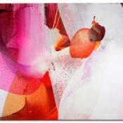"""Modern art """"Kunstvolle Leichte IV"""" von E. Wittkowski"""