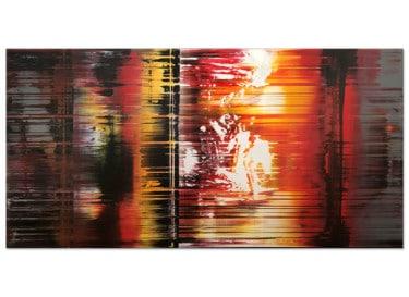 """Modernes Wandbild """"It's Playtime"""" von Dieu (2019)"""