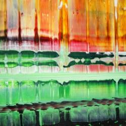"""modern art """"Shallow water"""" von Dieu (2018)"""