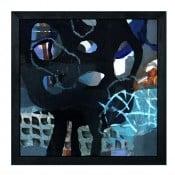 """Abstrakte Mixed-Media Kunst """"Primofiore"""" Unikat von M. Tobner"""