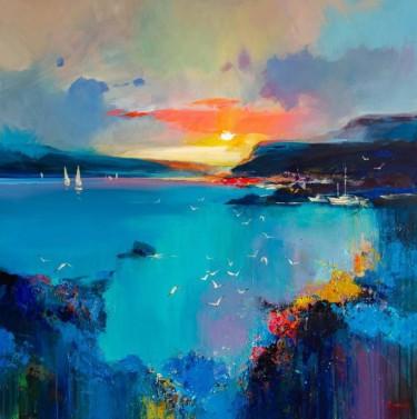 "Abstraktes Ölgemälde ""Pure Painting"" von Tetiana BOND"