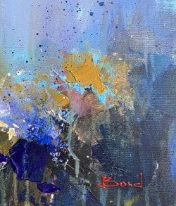 """Träumerische Meereslandschaft """"My Paradise"""" von Tetiana BOND"""