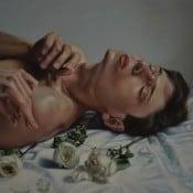 "Fotorealistische Ölmalerei ""My Sweetheart"" von Duhaj Peter"