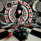 """Surrealistische Portraitfotografie """"Playful"""" von Katarzyna Kołomańska - Streng limitierter Siebdruck"""