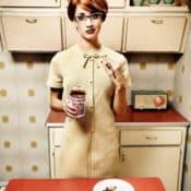 """""""Jill"""" aus der Fotoserie EAT ME - Limited Edition (15 Exemplare) von Fotokünstler Federico Naef"""